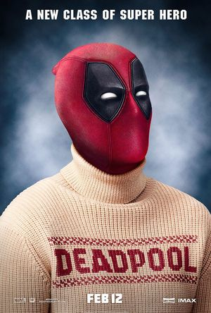 Deadpool Celebrates the Holidays in Style