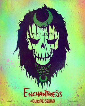 Enchantress character poster