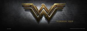 Wonder Woman movie logo