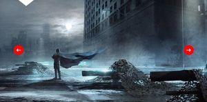 BvS Concept Art - Batman