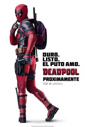Spanish 20th Century Fox site has a runtime for Deadpool: Ex