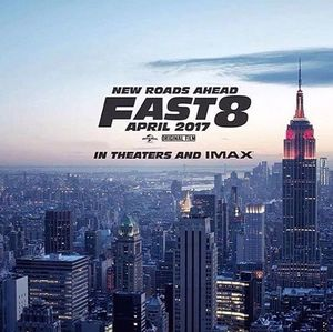 Vin Diesel posts first image up for Fast 8, promises new thi