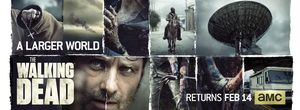 The Walking Dead Season 6 Mid-Season Key Art