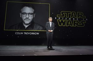 Colin Trevorrow directing Star Wars: Episode IX