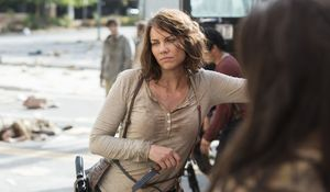 Lauren Cohan as Maggie in The Walking Dead