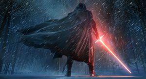Star Wars: The Force Awakens Lightsaber Art