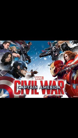 New Teaser Art for Captain America: Civil War