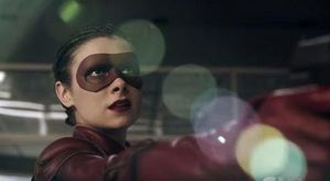 The Flash: First look at Trajectory, played by Allison Paige