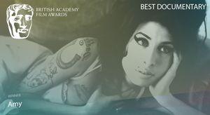 Amy Wins Best Documentary