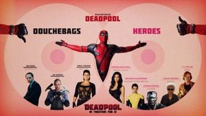 Deadpool Info-graphic