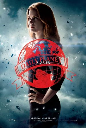 Amy Adams as Lois Lane in new character poster