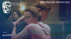 Brooklyn Outstanding British Film