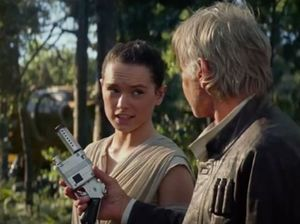 Fun Fact: Rey from Star Wars: The Force Awakens is only 19.