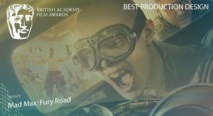 'Mad Max: Fury Road' wins Best Production Design its fifth a