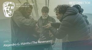 Alejandro G. Iñárritu wins Best Director for 'The Revenant
