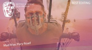 Best Editing is given to 'Mad Max: Fury Road' its second of