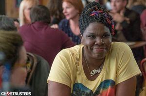 Leslie Jones in Ghostbusters (2016)