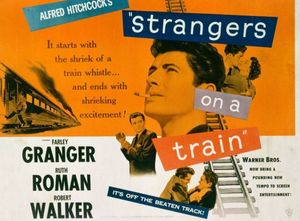 Strangers On A Train (1951) - A Retrospective Review.