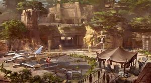 Star Wars Land will put you in the middle of the universe.