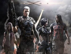 X-Force concept art