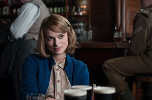 Kiera Knightley in The Imitation Game