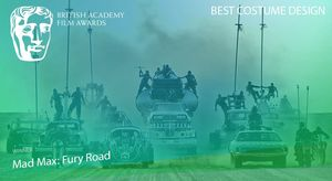 'Mad Max: Fury Road' wins once again, this time for Best Cos