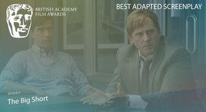 Adam McKay and Charles Randolph win Best Adapted Screenplay