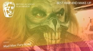 Mad Max: Fury Road Wins Best Make Up and Hair