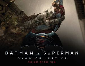 New concept art reveals upcoming Art companion for Batman v
