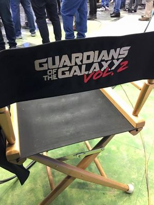 Official logo for Guardians of the Galaxy Vol. 2