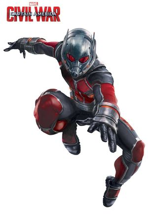 Ant-Man in new promo for Captain America: Civil War