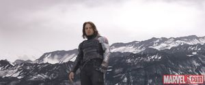 Captain America: Civil War photos - Bucky Barnes aka The Win