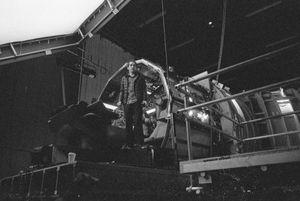 Rian Johnson shares Star Wars: Episode VIII Set Photo of Cin