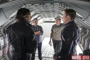 Captain America: Civil War photos - Sebastian Stan as Bucky,