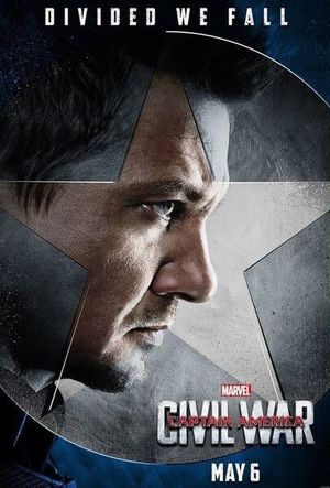 Team Captain America Poster
