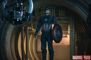 Captain America: Civil War photos - Captain America