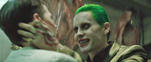 "Jared Leto as ""The Joker"" in ""Suicide Squad"""