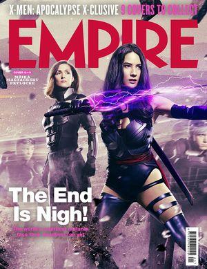Moira MacTaggert, Psylocke X-Men: Apocalypse Empire Cover