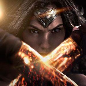 Epic new shot of Wonder Woman