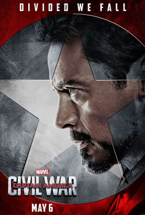 Team Iron Man Poster