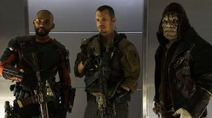 Will Smith and co. in Suicide Squad