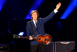 Paul McCartney Cast in Dead Men Tell No Tales