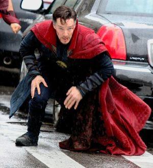 Benedict Cumberbatch, Doctor Strange