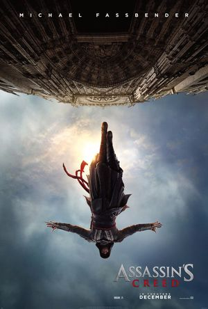 A stunning view for a new 'Assassin's Creed' poster