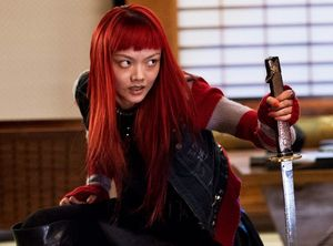 Rila Fukushima cast in Ghost in the Shell