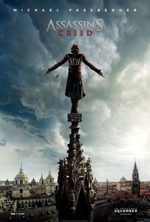 New 'Assassin's Creed' poster