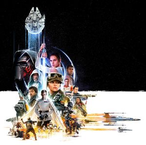 Awesome Star Wars Celebration poster merges 'The Force Awake
