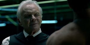 Anthony Hopkins in 'Westworld'