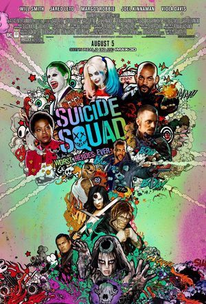 New Poster for Suicide Squad