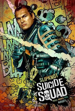 Slipknot character poster